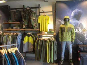 NORTH FACE SHOWROOM